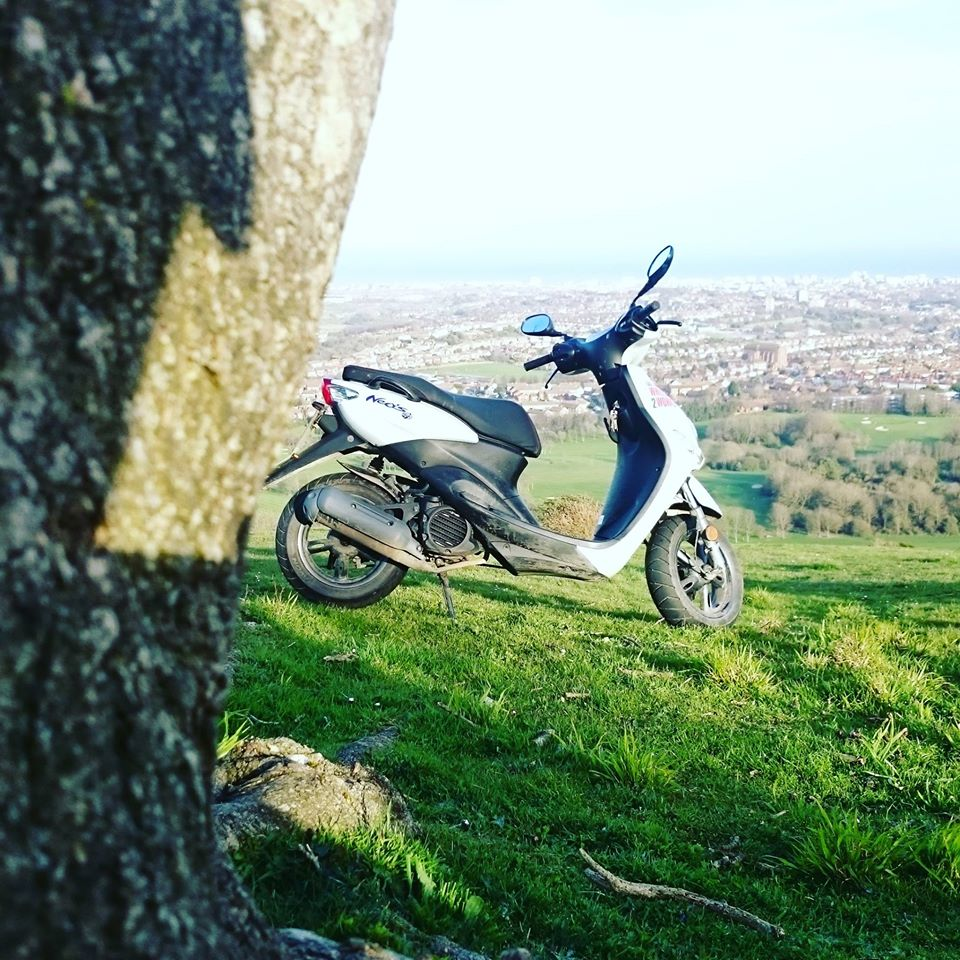Yamaha Scooter in Hastings